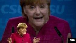 Gjermani - Kancelarja gjermane Angela Merkel