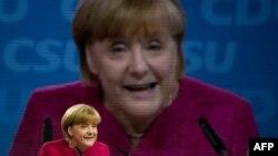 Kancelarja gjermane, Angela Merkel - foto arkivi