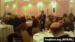 إحدى جلسات المؤتمر السنوي الأميركي للأقليات المشرقية