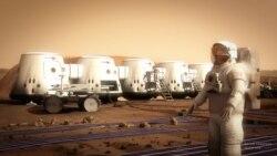 Думы будущих марсиан