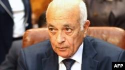 Генеральный секретарь Лиги арабских государств Набил аль-Араби