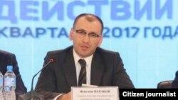 Ўзбекистоннинг АҚШдаги янги элчиси Жавлон Ваҳобов