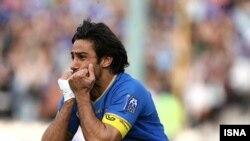 فرهاد مجیدی، کاپیتان تیم استقلال