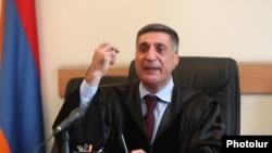 Судья Апелляционного суда Армен Даниелян (архив)