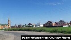 Азюрка Мордовиянең иң зур авылларының берсе