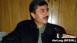 پښتونخواملي عوامي پارټۍ صوبایي صدر عثمان خان کاکړ