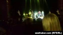 """Концерт приуроченный ко Всемирному дню """"Битлз"""", Ашхабад, 18 января, 2020"""