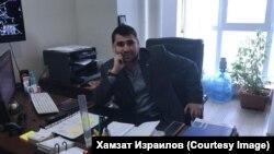 Адвокат Хамзат Израилов