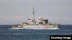 Кораблі НАТО в Чорному морі, 3 липня 2014 року