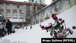 "Шахта ""Северная"" в Воркуте"