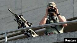 مامور نیروی ویژه پلیس بلژیک