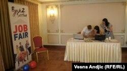 Serbia - Job fair Back to Serbia for young Serbian diaspora, 08Jun2012