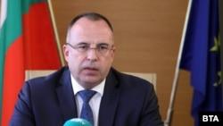 Ministrul bulgar al agriculturii Rumen Porojanov