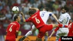 Натпреварот Русија - Грција.
