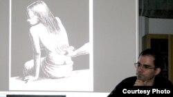 مانا نيستانی در جشنواره ادبيات و آزادی بيان استاوانگر در نروژ
