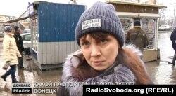 «Поки ще українським користуюся» – жителька окупованого Донецька