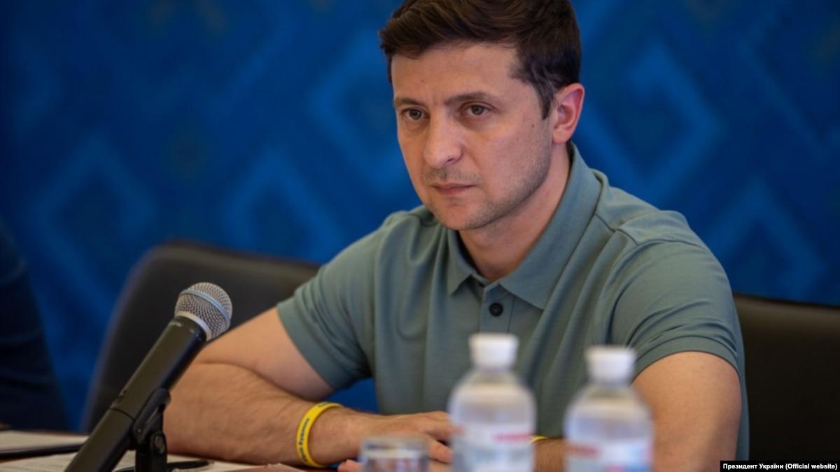 Зеленский Одесской области предлагает избрать председателя ОГА из пяти кандидатов