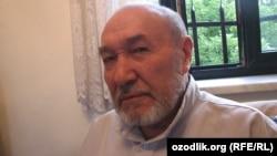 Professor Otanazar Oripov.