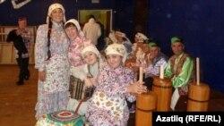 """Омски үзешчәннәре Самарда """"Түгәрәк уен"""" фестивалендә катнашты"""