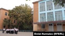 Школа в Карасуйском районе. Иллюстративное фото