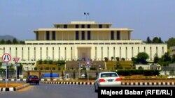Pamje nga kryeqyteti Islamabad në Pakistan