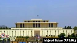 Pamje nga një pjesë e Islamabadit në Pakistan