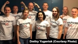 Судзьдзі, якія пратэстуюць супраць Беларускай фэдэрацыі баскетболу