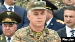 Գեներալ Լևոն Մնացականյան, ԼՂ ՊԲ գլխավոր հրամանատար