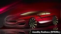 «Ferrari 2011 Beynəlxalq Dizayn Müsabiqəsi»ndə Samir Sadıqovun layihə
