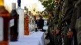 یکی از مراسمهای امحای مشروبات الکلی توسط نیروی انتظامی در ایران