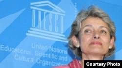 ЮНЕСКО бош директори Ирина Бокова.