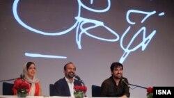 شهاب حسینی، اصغر فرهادی و ترانه علیدوستی