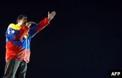 Николас Мадуро начинает предвыборный тур