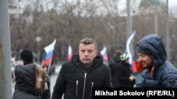 Леонид Парфенов. Фото Михаила Соколова /Радио Свобода