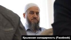 Крымскотатарский активист Исмет Меметов