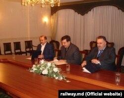 Pe 20 octombrie, Iurie Topală a semnat un acord cu guvernatorul Odesei, Mihail Saakaşvili, şi cu directorul interimar al Căilor Ferate din Ucraina, Alexandr Zavgorodnîi