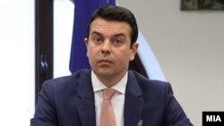 Министерот за надворешни работи, Никола Попоски