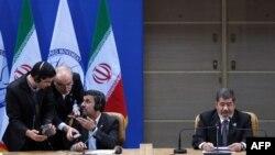 سخنرانی محمد مرسی در تهران