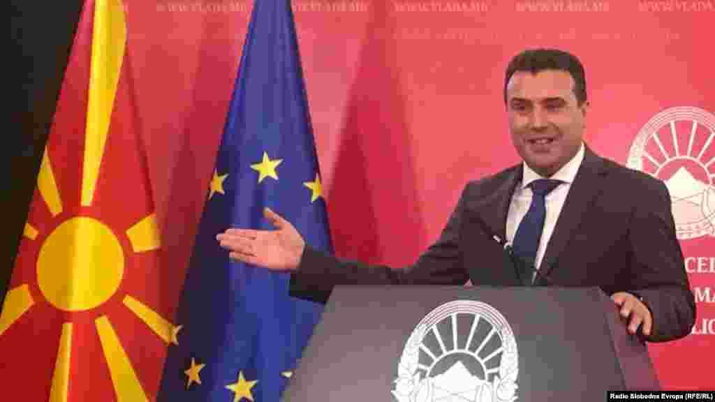 МАКЕДОНИЈА - Суштинско прашање за Законот за ЈО не е барањето на опозицијата во врска со постапувањето по предметите на СЈО по 30 јуни 2017 година, туку дали бомбите ќе се користат како доказ или не, изјави премиерот Зоран Заев. Тој додаде дека на барањето на ВМРО-ДПМНЕ за предвремени избори им одговорил: ОК, може во октомври 2020 година, оти во декември е зима.