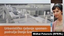"""Izložba """"Arhitektura u Bosni i Hercegovini 1995. - 2010."""", 09.12.2010."""