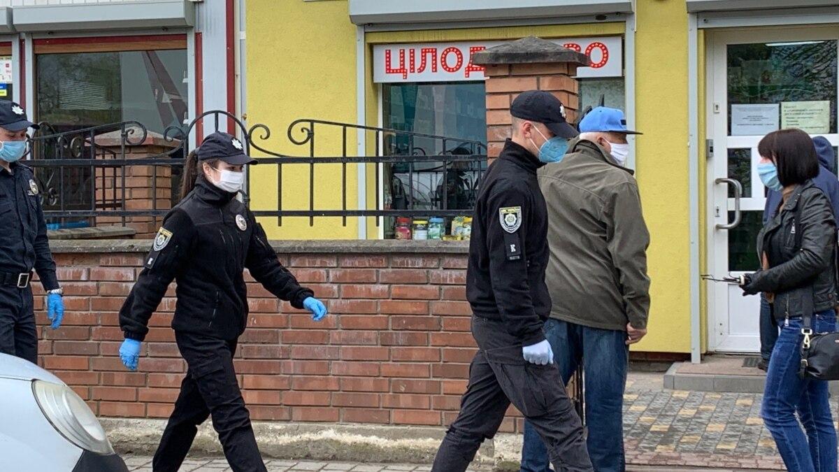 В селе близ Львова вспышка коронавирус