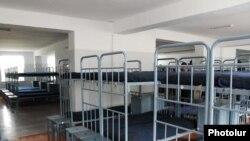 Armenia -- An army barracks.