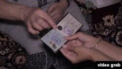 """Документы """"льготницы"""" Елены Деркач"""