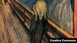 جیغ،اثر ادوارد مونک