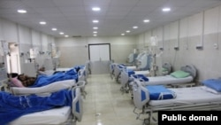 مجروحان این حادثه در بیمارستان «شهید رجایی» بستری شده اند(عکس آرشیو).