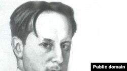 Мстислав Добужинский. Портрет работы К. Сомова