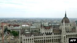 Pamje nga Budapesti