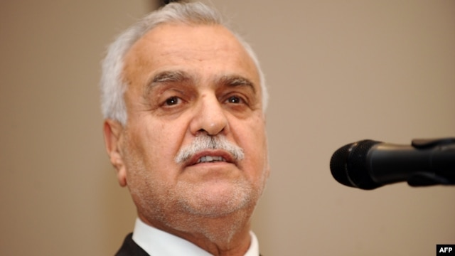 Fugitive Iraqi Vice President Tariq al-Hashimi says the charges against him are politically motivated.