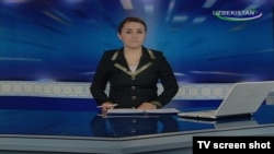 Uzbek authorities have been taking steps to ensure they keep a tight hold over all TV broadcasts. (file photo)