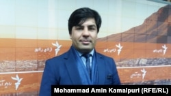 د افغانستان د انتخاباتو د خپلواک کمېسیون ویاند عبدالعزیز ابراهیمي